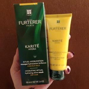 Furterer Paris hydrating hair mask